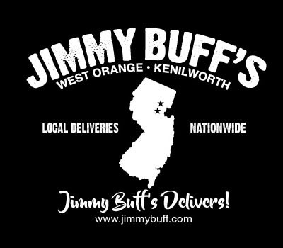 Jimmy Buff's T-Shirt Back
